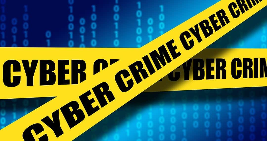 cyber crime banner